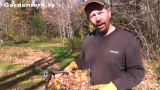 How To Compost Your Leaves & Grass Clippings GardenFork