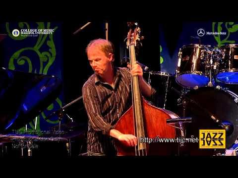 TIJC2013 Who, Kenny Werner : Kenny Werner Trio