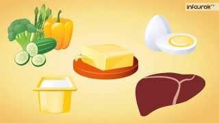 видео Роль витаминов в организме человека