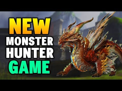 NEW Monster Hunter Game To Come Out in 2019 | Monster Hunter World News