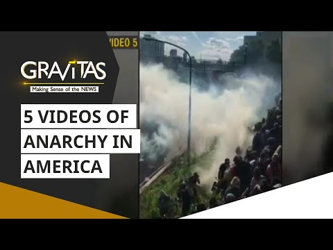 Gravitas: Riots in the United States | 5 videos of anarchy in America