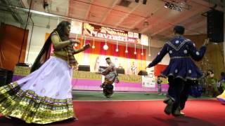 www.masalajunction.com Achko Machko at IAFA's Apna Bazar Navratri '15