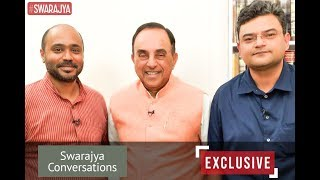 Swarajya Conversations with Dr Subramanian Swamy - II