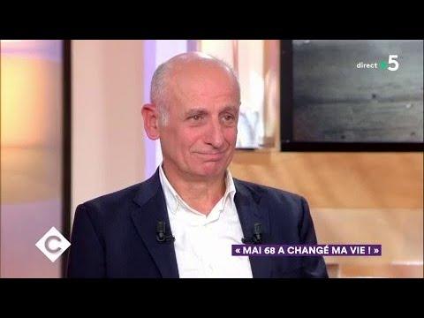 """""""Mai 68 a changé ma vie !"""" - C à Vous - 19/03/2018"""