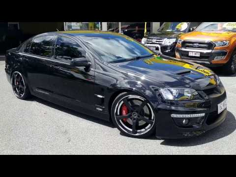 2011 HSV Clubsport Supercharged and Built by Tekno