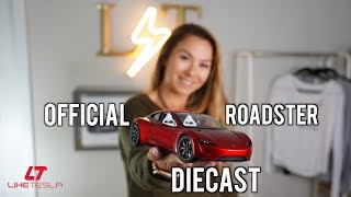 Everything We Know: 2021 Tesla Roadster & New DETAILS From Diecast Model!