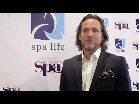 Interview with Markus Muller - Spa Life International 2016
