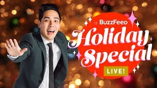 BuzzFeed Holiday Live