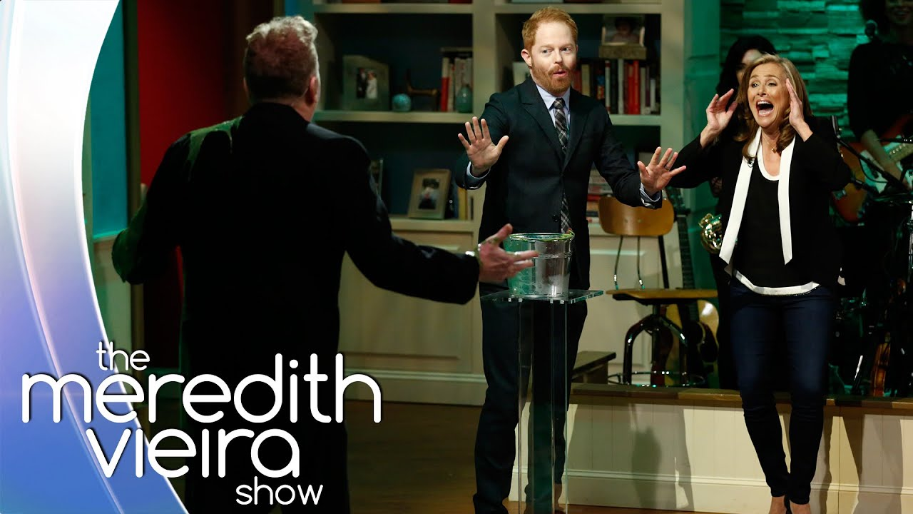 """Slime The Mime"" With Jesse Tyler Ferguson 