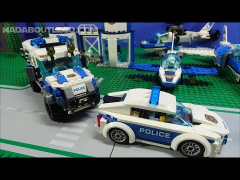 All Lego City Police Vehicles 2019 Youtube