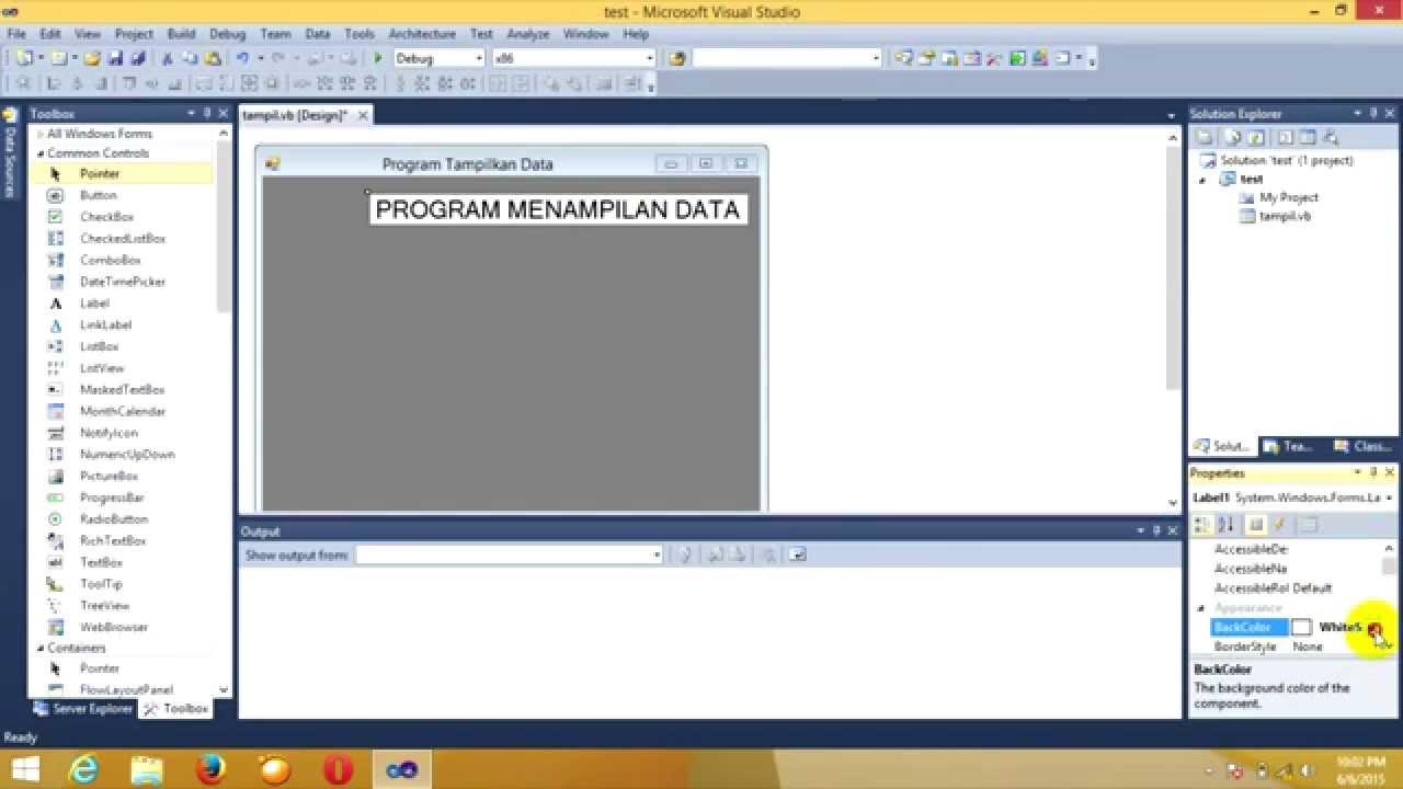 Pdf visual basic edition 2008 express tutorial
