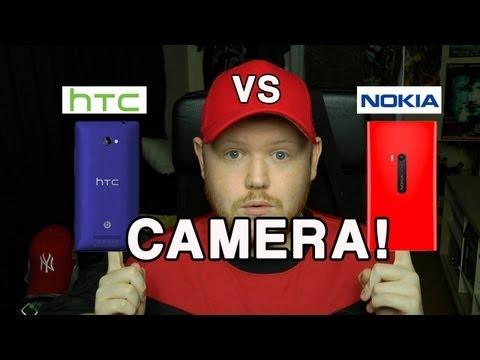 Nokia Lumia 920 vs HTC 8X Camera - PART 3