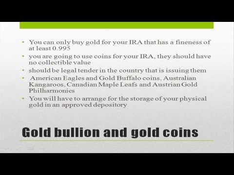 Gold Bullion IRA Plans - Which Company To Invest - Insider Info!