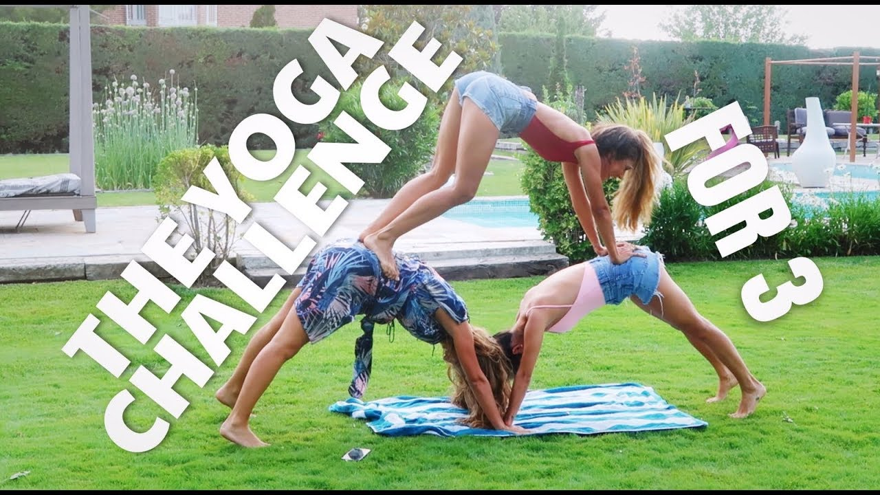 yoga challenge de 3