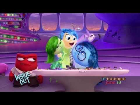 Inside Out   Meet The Little Voices Inside Your Head   Available on Digital HD, Blu-ray and DVD Now