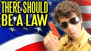 "Stop Saying ""There Should Be a Law"""
