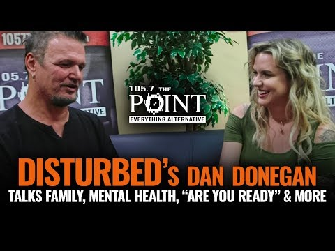 DISTURBED's Dan Donegan says guitar parts for