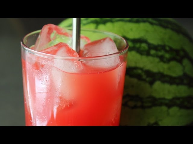 Watermelon Agua Fresca Refreshing Summer Watermelon Drink