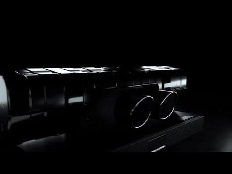 Una incredibile soundbar per la tua casa fatta dal settore Design della Porsche!