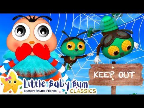 Free Download Itsy Bitsy Spider Song | Nursery Rhymes And Kids Songs | Baby Songs | Little Baby Bum Mp3 dan Mp4