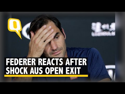 Roger Federer Speaks After Australian Open R16 Exit to Tsitsipas | The Quint Mp3