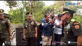 Panglima TNI Marsekal Hadi Tjahjanto Ziarah ke Makam Soeharto