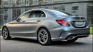 2018 Mercedes C 300de - Exceptional Pulling Power And High Efficiency