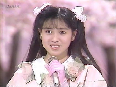サクラが咲いた 西村知美 1988年