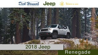 2018 Jeep Renegade Review - Dick Hannah Jeep