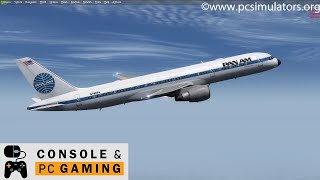 Flight Simulator - Realistic Boeing 757 Captain III by Captain Sim Review