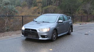2014 Mitsubishi Evo X MR Review and Engine Sound - (Daily Driver)