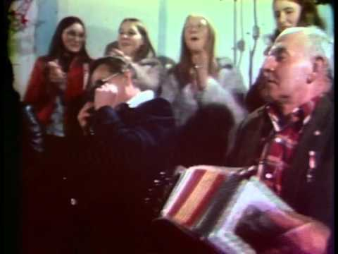 Dance in Red Cliff - Open Hall - Tickle Cove - Plate Cove, Newfoundland, 1970s