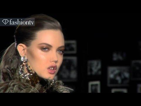 Lindsey Wixson + Lisa Verberght: Top Models of Fall/Winter 2013-14 Fashion Week   FashionTV