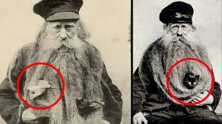 Дед прожил с длинной бородой, в которой также жил кот