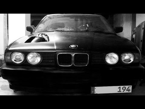 bmw e34 m50 turbo 1 1 bar youtube. Black Bedroom Furniture Sets. Home Design Ideas
