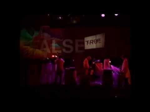 Negativland - What's Music - True False Tour 2000