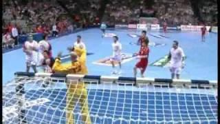 Spain - South Korea (23 : 24) Handball WM 2009
