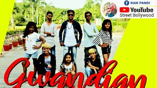 _Gwandian_Official_song dance choreography by Street Bollywood