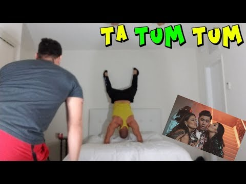 Kevinho e Simone & Simaria - Ta Tum Tum REACTION