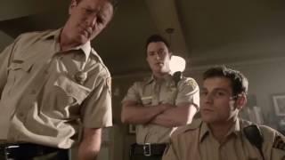 Teen Wolf Scott,stiles, sheriff and Derek funny scene