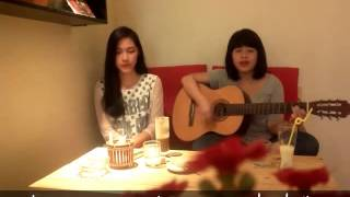 Crying Over You - Tìm MASHUP JustaTee ft. Min St.319 Cover LinhNguyen, ThaoPham