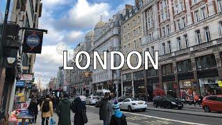 |론리망구 여행| Walk in London 런던 걸어…