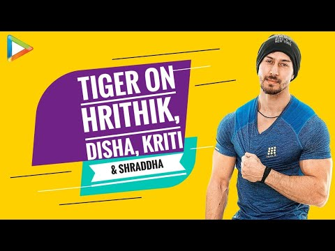 Tiger's SUPERB interview on Hrithik, Kriti, Disha, Shraddha, Krrish 4, Heropanti 2 | COVID-19