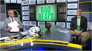 This week's Bad Beats prove costly for college basketball bettors | SC with SVP