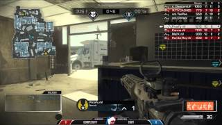 compLexity vs EnVy - Game 1 - Champ W3 - MLG Columbus 2013