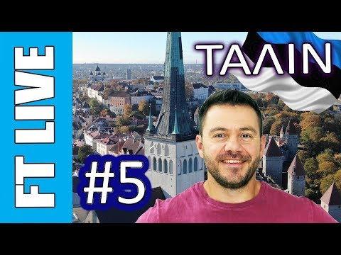 FT LIVE #5 ΒΟΛΤΑ TALLINN