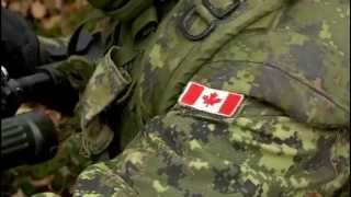 Life in the Canadian Army