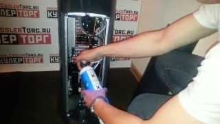 Кулер для воды с газацией и стаканодержателем Vatten v803NKDG и v803NKD ОБЗОР№4