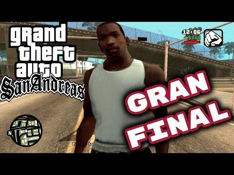 GTA San Andreas   FINAL   PS2   Parte #6