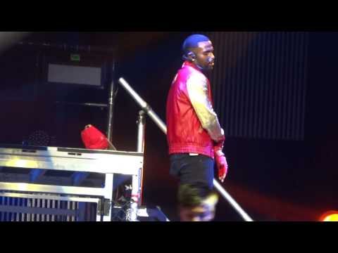 Jason Derulo - Stupid In Love  -Tattoos World Tour live Sydney 05/05/14